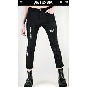 Disturbia Riot Jeans